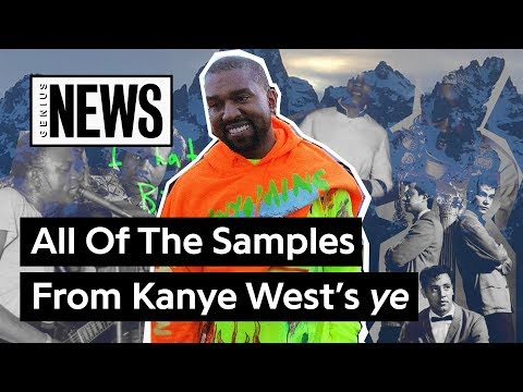 Every Sample On Kanye West's 'ye' | Genius News
