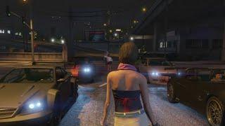 Grand Theft Auto V. ПРОХОЖДЕНИЕ.