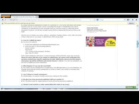 Write a one paragraph essay on my matriculation