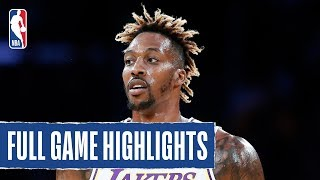 WARRIORS at LAKERS | FULL GAME HIGHLIGHTS | October 14, 2019
