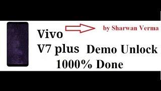 Vivo V7 PLUS IMEI REPAIR - Qamar Mobile