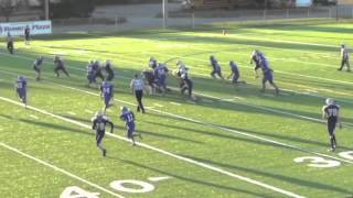 14 Year Old Football RB Highschool Highlights- #16 Brandon Metz