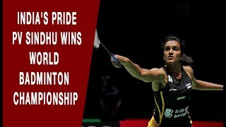World Badminton Championship 2019: India's Star Shuttler P..