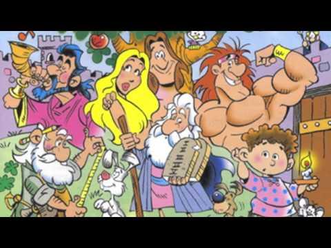 Grandes Aventuras de la Biblia 1 - Música Cristiana para Niños