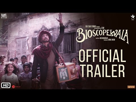 Bioscopewala Trailer - Danny Denzongpa - Geetanjali Thapa - Tisca - Adil - Deb Medhekar - Sunil Doshi