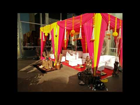 RE The Spa Setup For Wedding, Sangeet Function, Conference , Godrej Properties Event, Pool Party