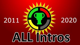 All MatPat Channel Intros | Game Theory (2011-2020)