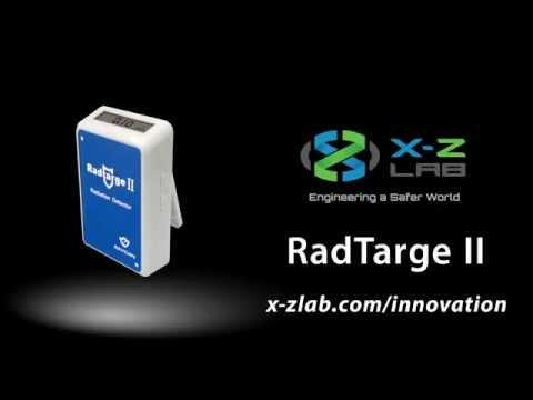 RadTarge II | Electronic Personal Dosimeter | X-Z LAB