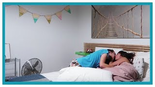SURPRISING MY GIRLFRIEND IN BED | LGBTQ COUPLE | CHELSEA & NATALIA