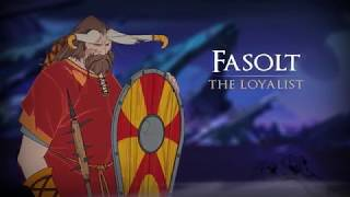 The Banner Saga 3 - Fasolt, The Loyalist