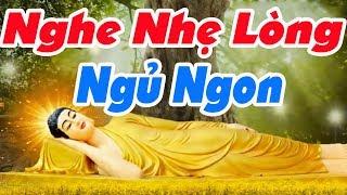 ĐÊM TRẰN TRỌC KHÓ NGỦ Nghe Lời Phật Dạy LÒNG NHẸ Ngủ Sâu giấc Mọi Sự May Mắn Suôn Sẻ vô cùng