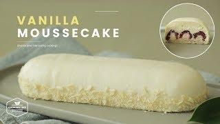 바닐라 무스케이크 만들기 : Vanilla Mousse Cake Recipe - Cooking tree 쿠킹트리*Cooking ASMR