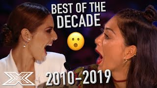 BEST X Factor Auditions Of The DECADE   X Factor Global