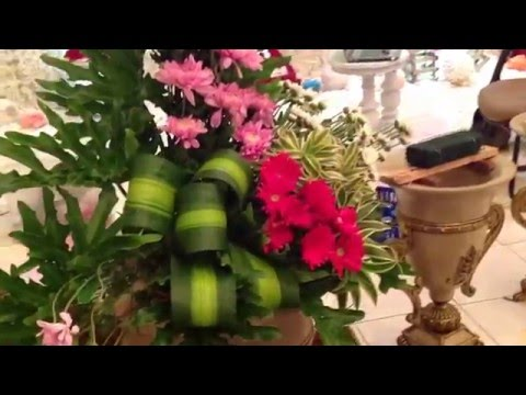 Cara Bikin Bunga Dekorasi Pelaminan Satya Dekorasi Videomovilescom