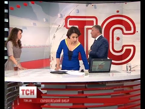 Чорновол влаштувала сварку з Червоненко у студії ТСН