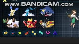 (armadas gf) iris pokemon gen 1-4