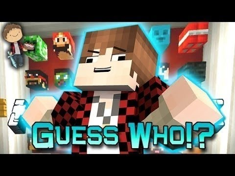 Minecraft: Strangest Guess Who! Mini-Game w/Mitch & Vikk! - TheBajanCanadian  - iOEDNH4q4ZY -