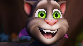 Scary Magic Show 🎃 Halloween Special 👻 Talking Tom Shorts (S2 Episode 4)