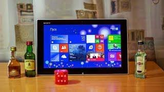 Sony VAIO Tap 11 — планшет и ноутбук 2-в-1
