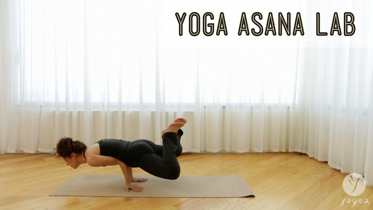 Yoga Asana Lab: Arm Balances (Crow, Side Crow, Peacock ...
