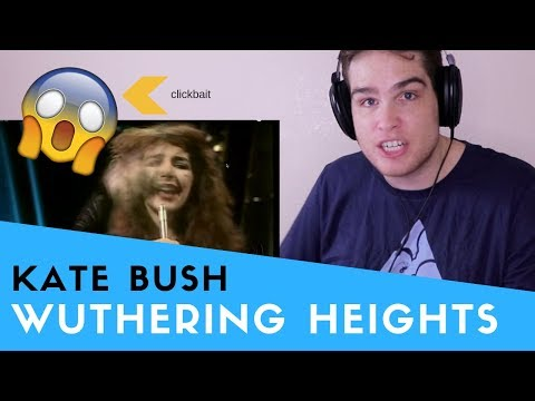 Voice Teacher Reacts to Kate Bush - Wuthering Heights