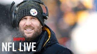 Matt Hasselbeck calls Ben Roethlisberger's comments 'epitome of immaturity'   NFL Live   ESPN