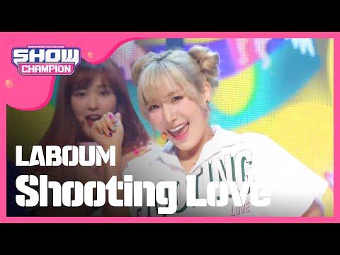 (Showchampion EP.202) LABOUM - Shooting Love