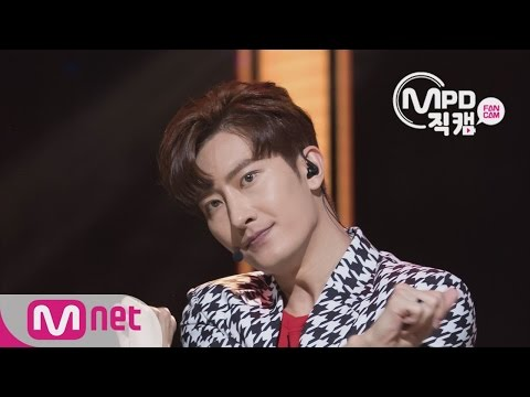 [Fancam] ZHOUMI - What's your number KPOP FANCAMㅣM COUNTDOWN 160721 EP.116