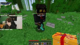 A New Start { Hunters Vault SMP } • Tubbo Minecraft Live Stream [ Full ] 28 April , 2021