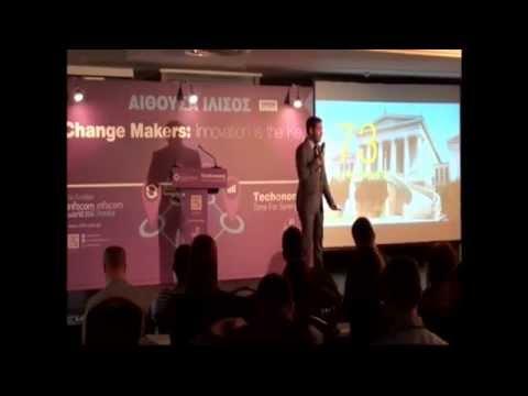 Tolis Aivalis - The Greek Start-Ups Ecosystem