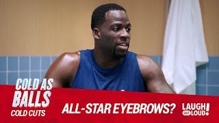 Draymond Green Talks Celebrating NBA Championships with Kevin Hart I Cold As Balls: Cold Cuts