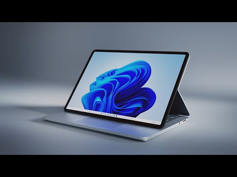 The new Surface Laptop Studio. Incredibly powerful, infinitely flexible.