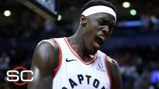 Pascal Siakam shines without Kawhi for the Raptors | SportsCenter