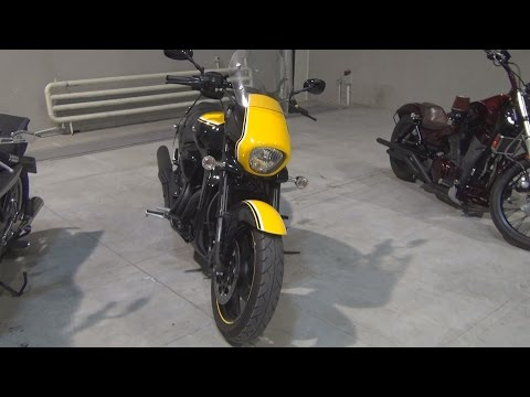 Suzuki Intruder M1800R Exterior and Interior in 3D