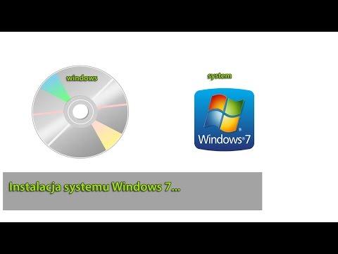 Instalacja systemu Windows 7 wraz z portalem www.Bez-Problemu.pl