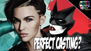 Ruby Rose Batwoman: Why This is PERFECT Kate Kane Casting