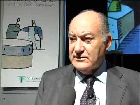 Fondimpresa: Giuseppe De Rita Presidente Censis