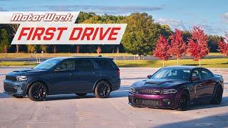 2021 Dodge Durango SRT Hellcat & Charger SRT Hellcat Redeye | MotorWeek First Drive