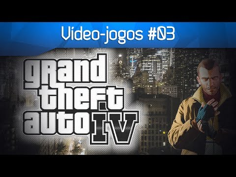 GTA IV - Video-Jogos 03 - Smashpipe Games