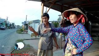 Trên Đường Về Thị Trấn Mỹ Luông - H Chợ Mới - An Giang