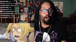 AN EPIC BATTLE CLIMAX! FULLMETAL ALCHEMIST BROTHERHOOD EPISODE 62 REACTION