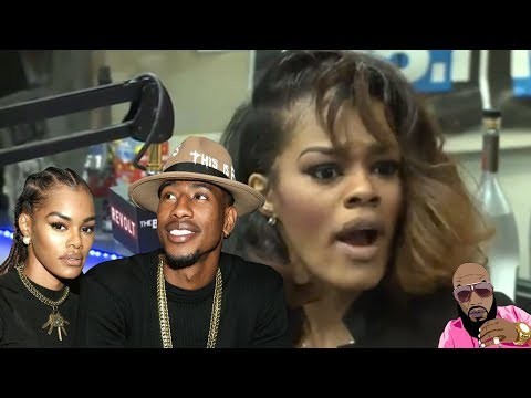 Teyana Taylor Leaves Husband Iman Shumpert He Doesn't Like Her With Other Girls