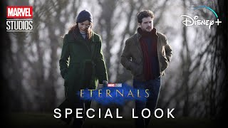 ETERNALS (2021) 'SPECIAL LOOK' Trailer | Marvel Studios & Disney+