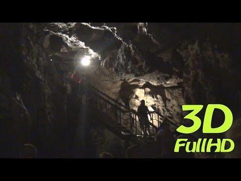 [3DHD] King Lokietek's Cave, Ojcow, Poland / Jaskinia Łokietka, Ojców, Polska