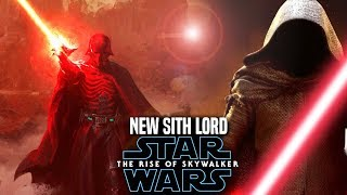 The Rise Of Skywalker New Sith Lord Name Revealed! (Star Wars Episode 9 Spoilers)