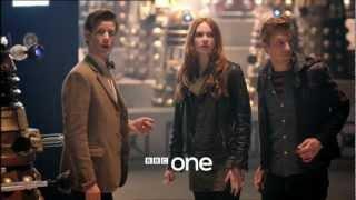 Doctor Who: 'Asylum of the Daleks' trailer - Series 7 Episode 1 - Autumn 2012 - BBC One