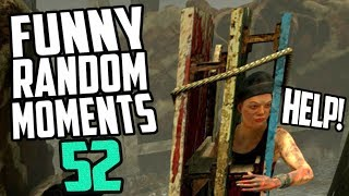 Dead by Daylight funny random moments montage 52