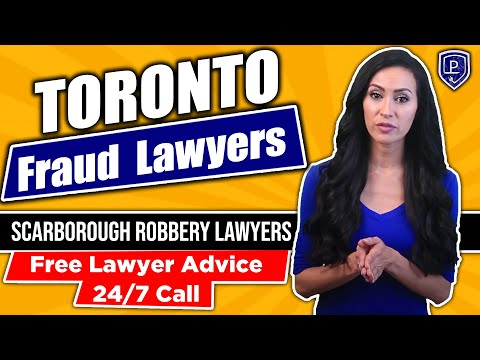 Toronto Theft Lawyers & Scarborough Fraud Lawyers Free Consultations To Avoid Criminal Record or Jail Time.