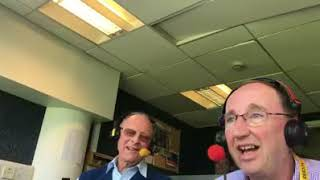 Geoffrey Boycott Wind Up (Test Match Special)
