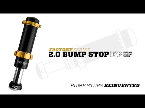 Bump Stops Reinvented: The 2.0 Factory Series Bump Stop IFP